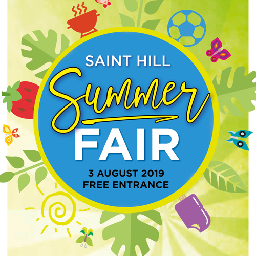 Saint Hill - Events